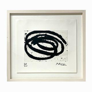 "Richard Serra (AMERICAN, 1938) ""Notebook"""
