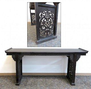 Zitan Altar Table