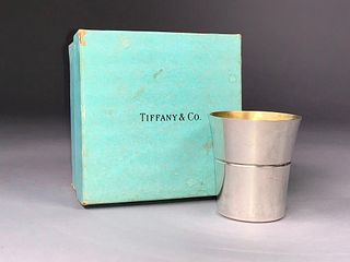Tiffany and Co. Sterling Silver Jigger