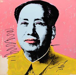 Andy Warhol(American, 1928-1987)Mao, 1972