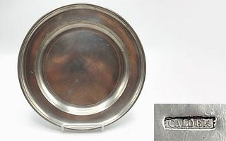 Pewter Dish by Calder