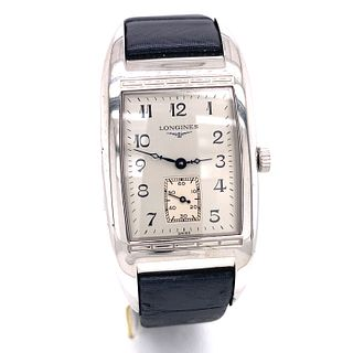 Stainless Steal LONGINES Square Watch