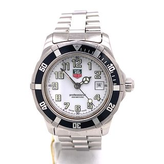 TAG HAUER Stainless Steal Professional Women WatchÊ