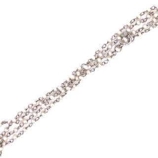 Platinum Pearl ChainÊ