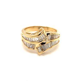 14k Diamond RingÊ