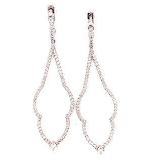 14kÊ Diamond Earring