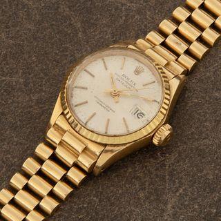 Rolex, Ref. 6517 Lady President Wristwatch