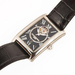 Frederique Constant, Ref. FC-303/310/315X4C4/5/6 Heart Beat Carrée Wristwatch