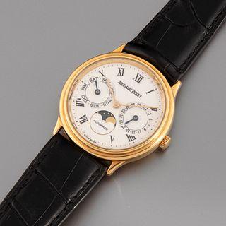Audemars Piguet, Ref. 25589BA Wristwatch with Moonphase