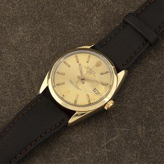Rolex, Ref. 1550 'Clamshell' Wristwatch
