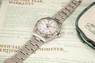 Rolex, Ref. 16570 Explorer II 'Polar' Wristwatch