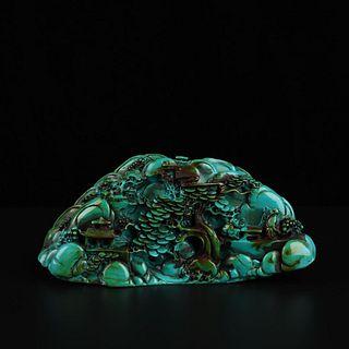 A Kallaite Rockery Ornament