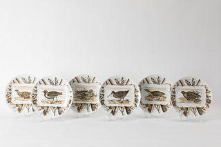 Piero Fornasetti - Set of plates
