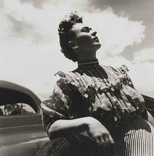Leo Matiz (1917-1998)  - Frida Kahlo, 1941