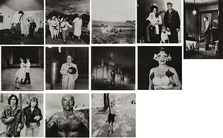 Diane Arbus (1923-1971)  - A Portfolio of 12 prints, 1961-1971
