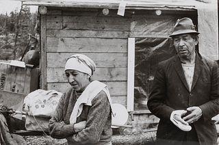 Henri Cartier-Bresson (1908-2004)  - Canada Région Villes le Québec, 1965