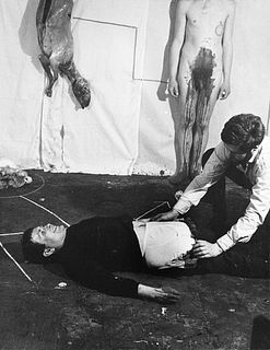 Hermann Nitsch (Vienna 1938)  - Aktion, 1965