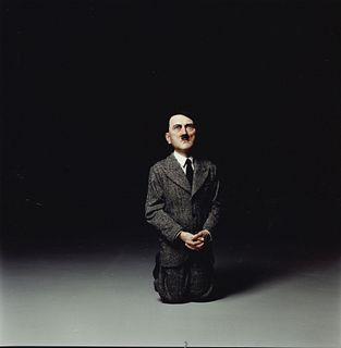 "Mathias Johansson - Maurizio Cattelan, ""Him"", 2001"