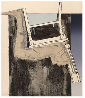 Jasper Johns (American, b. 1930) Lithograph