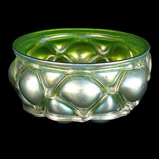 Louis Comfort Tiffany Glass Bowl