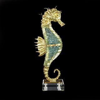 Apostol Studios Seahorse Sculpture
