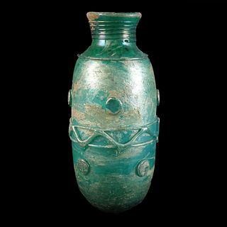 Murano Seguso Scavo Glass Vase