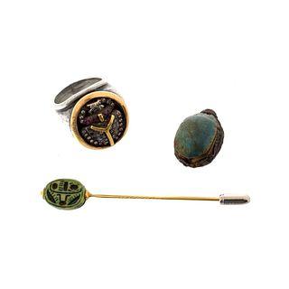 Scarab Jewelry