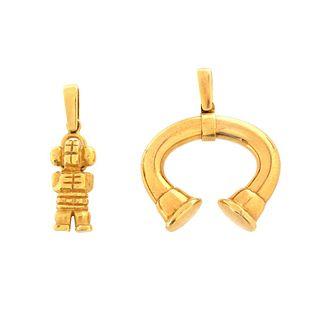 Prehispanic 18K Jewelry