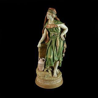 Antique Royal Dux Figurine
