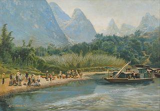CHUA MIA TEE   Li River Villagers