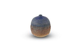 ISKANDAR JALIL   Spherical Pot with Small Mouth
