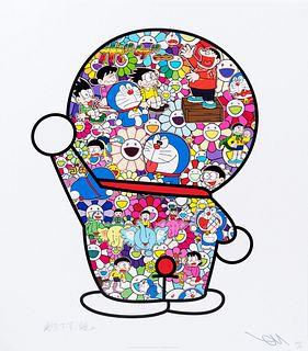 TAKASHI MURAKAMI | Doraemon's Daily Life; M. Fujiko, F. Fujio