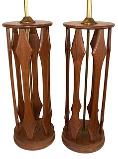 Table Lamps (Mid Century)