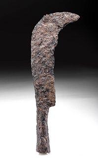 Roman Iron Socketed Scythe