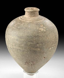 9th C. Byzantine Pottery Hand Grenade