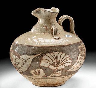 Chinese Song / Yuan Cizhou Stoneware Jar