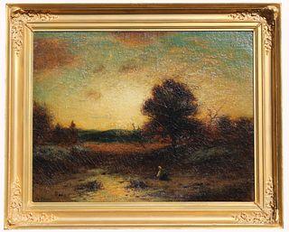 George Bogert (NY, France, 1864 - 1944)
