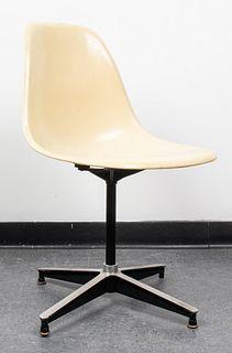 Eames for Herman Miller Fiberglass Swivel Chair
