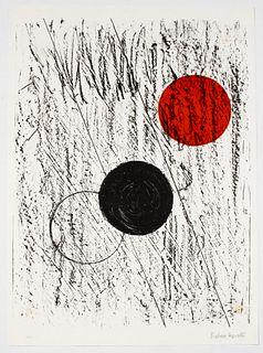 "Barbara Hepworth ""Sun and Moon,"" 1969"