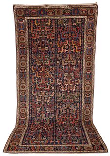Northwest Persian Carpet, last quarter 19th century; 11 ft. 6 in. x 5 ft. 5 in.