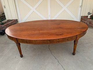 Hand Made Dining Table Made in italy, 9.75 feet wide