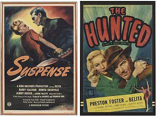 Two Belita Movie Posters