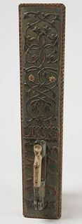 Mangle Board with Mermaid Dated 1773