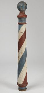 Painted Barber Pole