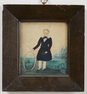 English Silhouette & Miniature Portrait