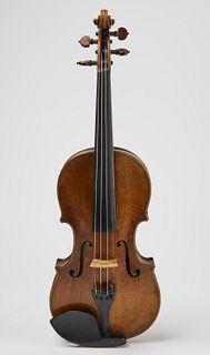 Fine Violin - Francois Caussin