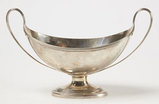 Tiffany Handled Gravy Bowl