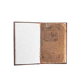 Battles of Mexico: Containing an Authentic Account of All the Battles Fought in that Republic. New York, 1848. Ilustrado.