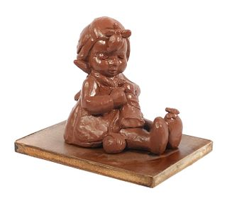 CLAY Model Happy Pastime Miller Hum 69