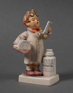 Hummel LITTLE PHARMACIST 322 TMK3 German